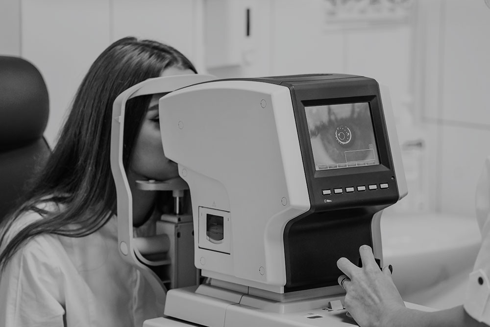 Glaukomdiagnostik und Behandlung